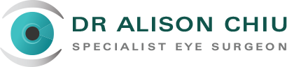 Dr Alison Chiu, Specialist Eye Surgeon